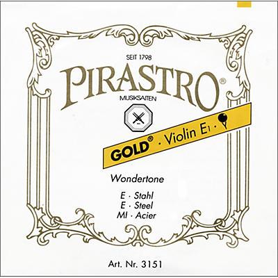 Pirastro Wondertone Gold Label Series Violin G String