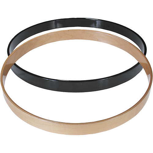 Gibraltar Wood Bass Drum Hoop Condition 1 - Mint 18 in. Natural Maple