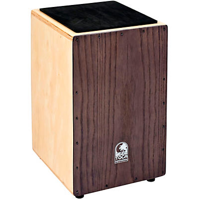 Toca Wood Cajon with Ash Front Plate