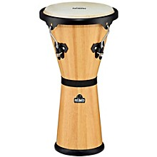 Wood Djembe Natural 10 in.