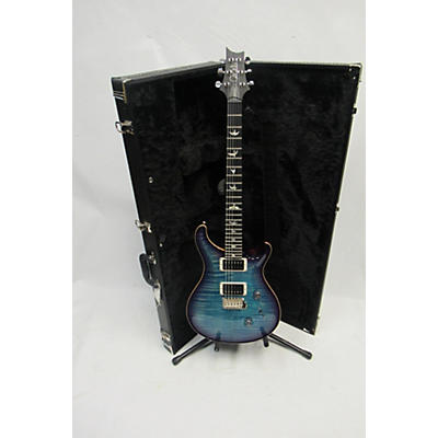 PRS Wood Library Custom 24 10 Top Solid Body Electric Guitar