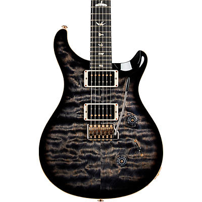 PRS Wood Library Custom 24 with Quilt 10-Top Electric Guitar