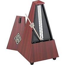 Open Box Wittner Wood Metronome
