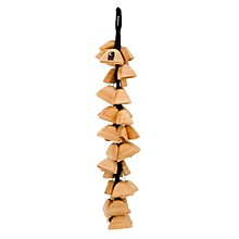 Toca Wood Rattle on String