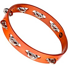 Meinl Wood Tambourine One Row Steel Jingles