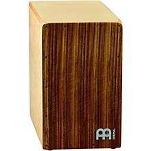 Woodcraft Collection Snare Cajon Ovangkol Frontplate Medium