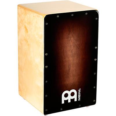 Meinl Woodcraft Series Cajon with Espresso Burst Frontplate