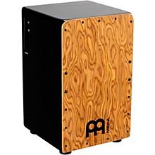 Meinl Woodcraft Series Professional Pickup Cajon with Makah Burl Frontplate