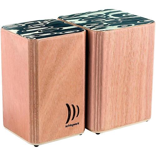 SCHLAGWERK Wooden Bongos