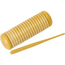 Tycoon Percussion Wooden Guiro Shaker