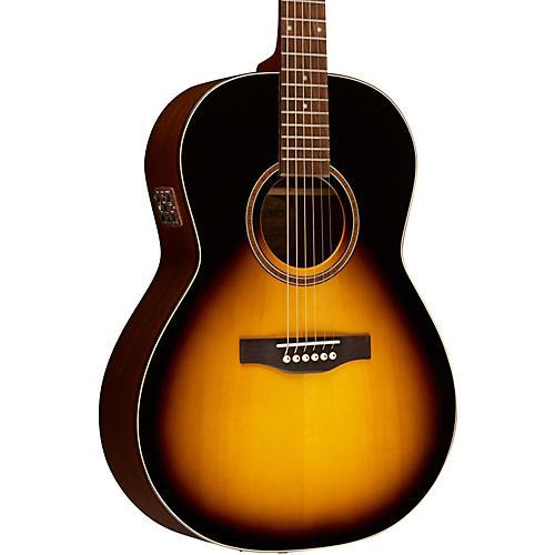 Simon & Patrick Woodland Pro Folk Sunburst Acoustic-Electric Guitar