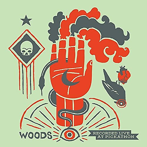 Alliance Woods - Live At Pickathon