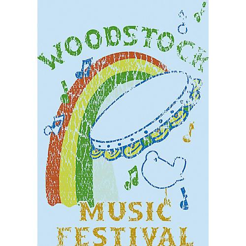 C&D Visionary Woodstock Tambourine Magnet