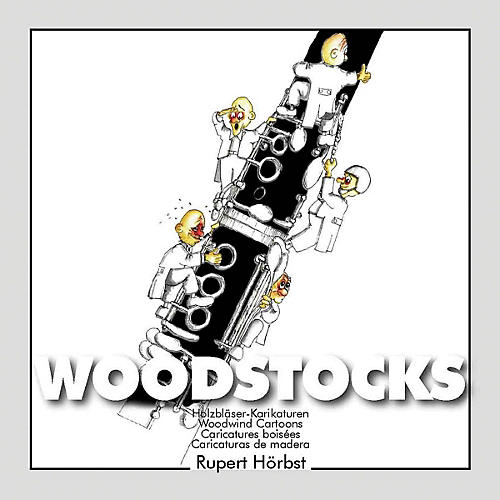 De Haske Music Woodstocks International Joke Book (German/English/French/Spanish) Concert Band