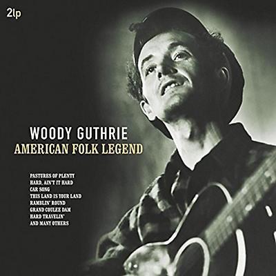Woody Guthrie - American Folk Legend