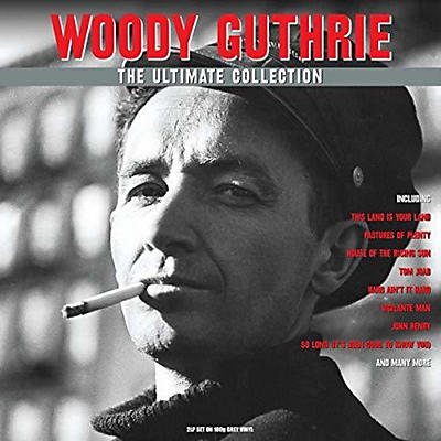 Woody Guthrie - Ultimate Collection