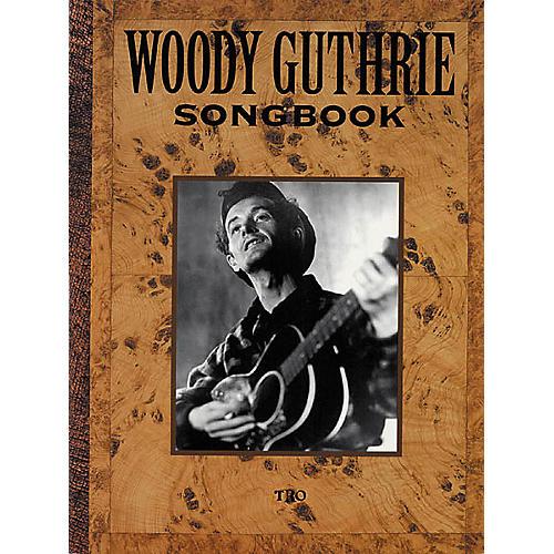 Richmond Organization Woody Guthrie (Songbook)