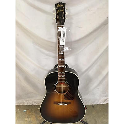 Gibson Woody Guthrie Southern Jumbo Acoustic Electric Guitar