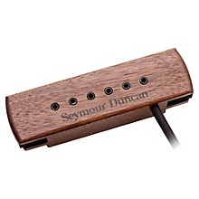 Open BoxSeymour Duncan Woody XL Adjustable Pole Pieces Soundhole Pickup
