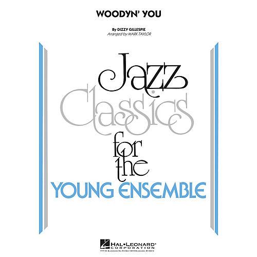 Hal Leonard Woodyn' You Jazz Band Level 3 Arranged by Mark Taylor