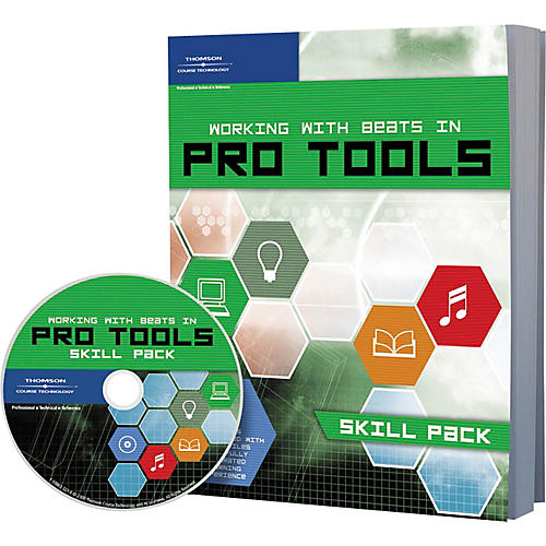 Course Technology PTR Working With Beats In Pro Tools: Skill Pack Book and CD
