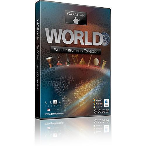 Garritan World Instruments Sound Library