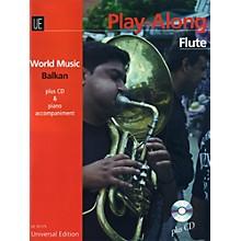 Carl Fischer World Music - Balkan Play Along Flute