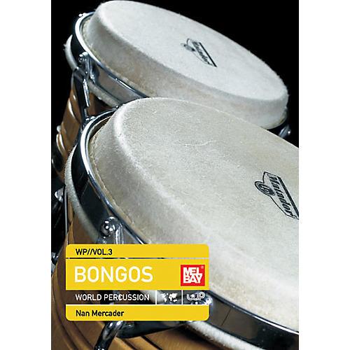 Mel Bay World Percussion DVD Volume 3 - Bongos
