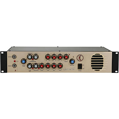 Eden World Tour Pro 600W Tube Bass Amp Head