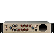 Open Box Eden World Tour Pro Preamp Unit
