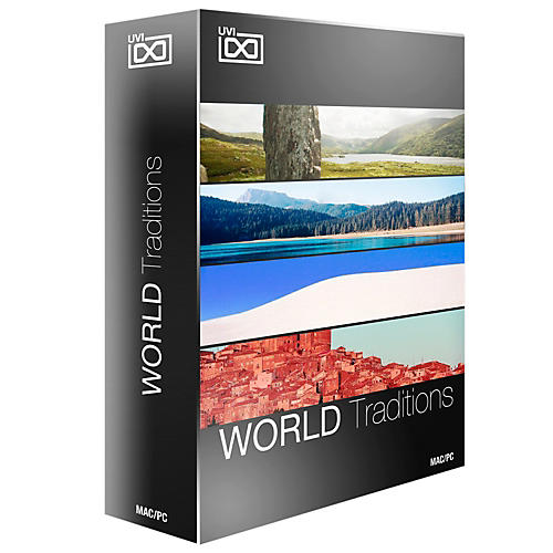UVI World Traditions Global Sounds Software Download