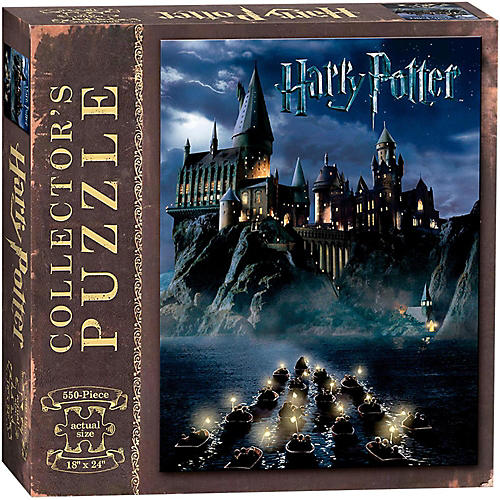 USAOPOLY World of Harry Potter Puzzle