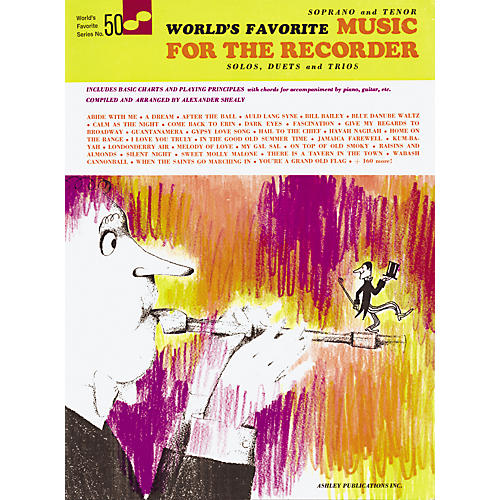 Music Sales World's Favorite Music for the Recorder