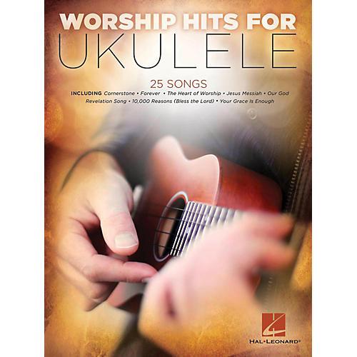 Hal Leonard Worship Hits For Ukulele