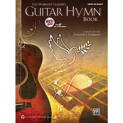 Alfred Worship Leaders Guitar Hymn Book & CD