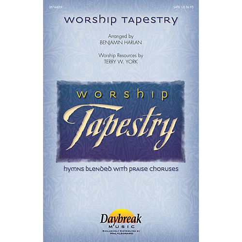Daybreak Music Worship Tapestry PREV CD Arranged by Benjamin Harlan