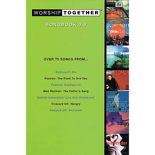 Worship Together Worship Together 3.0 Songbook