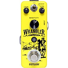 Open Box Outlaw Effects Wrangler Compressor Effects Pedal