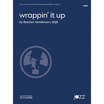 Alfred Wrappin' It Up Conductor Score 4 (Medium Advanced / Difficult)