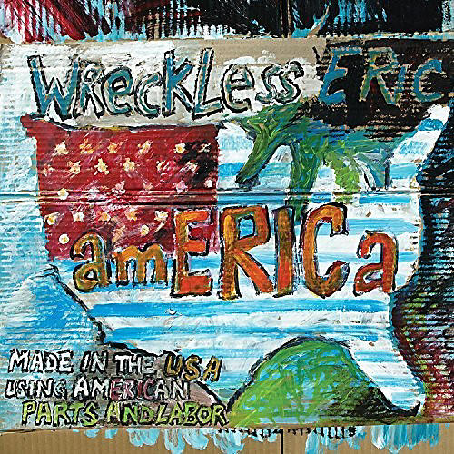 Alliance Wreckless Eric - America