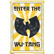 Wu-Tang Clan - Enter Poster Premium Unframed