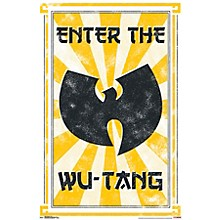 Wu-Tang Clan - Enter Poster Rolled Unframed