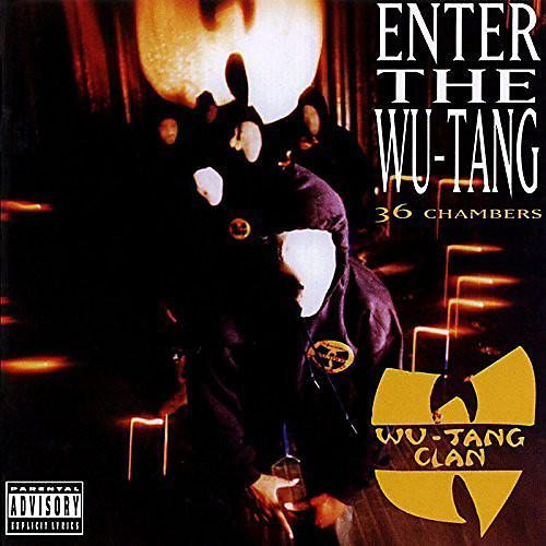 Alliance Wu-Tang Clan - Enter the Wu-Tang Clan (36 Chambers)