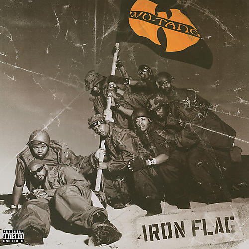 Alliance Wu-Tang Clan - Iron Flag