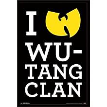 Wu-Tang Clan - Wu-Tang Poster Framed Black