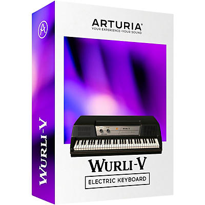 Arturia Wurli V2 (Software Download)