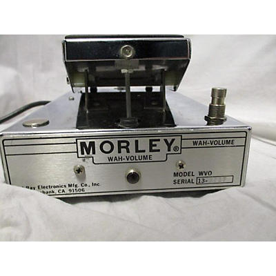 Morley Wvo Effect Pedal