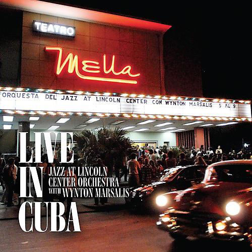 Alliance Wynton Marsalis - Live In Cuba