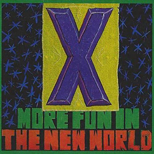 Alliance X - More Fun In The New World