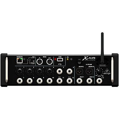 Behringer X AIR XR12 Digital Rackmount Mixer